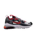 Nike Air Max 270 React Little Kids' Shoes Black-Grey-University Red BQ01... - $74.55