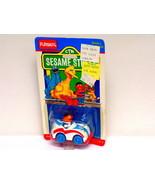 VINTAGE SEALED 1987 Playskool Sesame Street Ernie Sports Car - $18.51