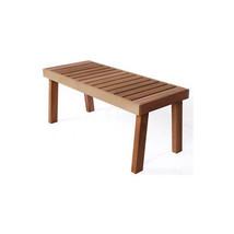 Medium Western Red Cedar Bench - Great for Garden, Sauna, anywhere! Free... - $70.11