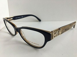 New TORY BURCH TY 4520 3313 Blue Beige 51mm Cats Eye Women's Eyeglasses Frame #6 - $89.99