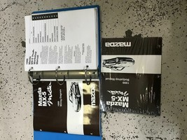 1999 Mazda MX5 MX-5 Miata Service Repair Shop Workshop Manual OEM Set W ... - $227.65