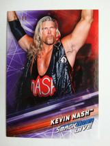 2019 Topps WWE Smackdown #79 Kevin Nash Purple Parallel Wrestling Card 3... - $5.99