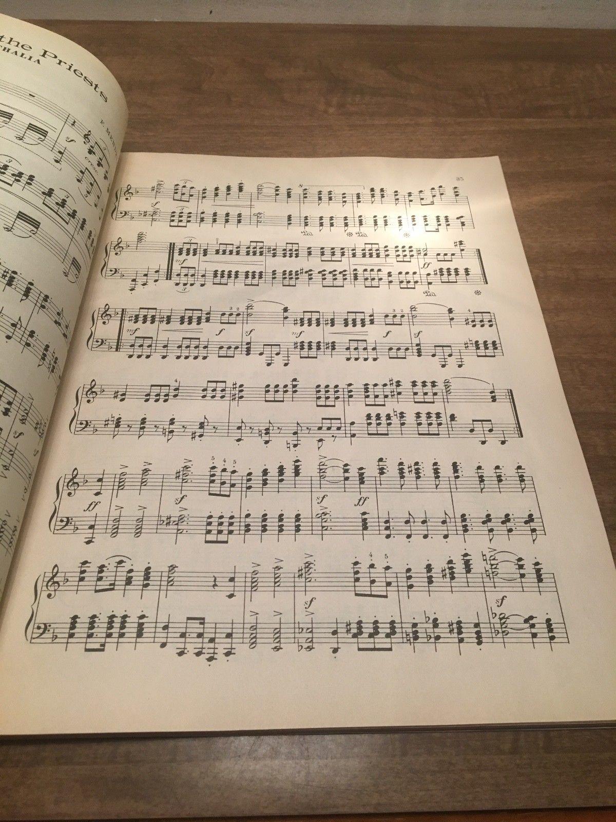 Album of Marches: 30 Worlds Best Marches 1940 World's Best Music Series Book #11