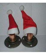 *WINTER SALE *2 X Malleable Iron Flange with 22mm Copper Fittings  Limit... - $12.77
