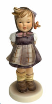 """Hummel Goebel """"Which Hand"""" 258 Germany Figurine 5-1/4"""" Tall TMK 6 Excellent - $21.29"""