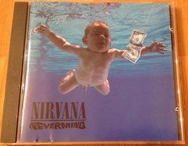 Nirvana Nevermind Cd (1991) Hidden Track Endless Nameless - $5.99