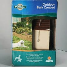 PetSafe Outdoor Ultrasonic Bark Control Birdhouse PBC00-11216 Stop Dog B... - $29.70