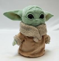 "Star Wars Mandalorian The Child 8"" Plush Baby Yoda Doll | Mattel GWH23 I... - $39.99"