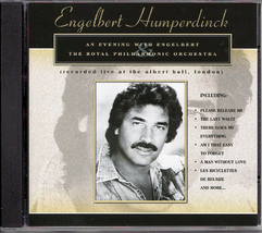 An Evening With Engelbert & The Royal Philharmonic Orchestra - Sealed CD - $11.49