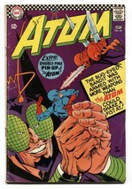 Atom #26 1966-comic book DC Silver Age First appearance BUG-EYED BANDIT - $44.14