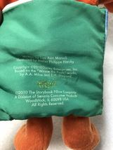 Disney Winnie The Pooh Tigger The Storybook Pillow Plush Book image 6