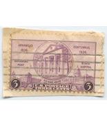 S20 - 3 Cent Arkansas Centennial Stamp Scott #782 - $0.99