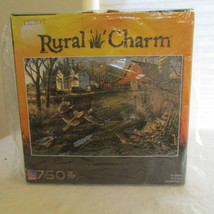 "RURAL CHARM ""RETURNING"" (2011) Sure-Lox PUZZLE 750 Pc 23.5""x15.5"" - NEW ... - $13.81"
