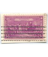 S25 - 3 Cent Constitution Sesquicentennial Stamp Scott #798 - $17,70 MXN