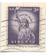 S30- 3 Cent Liberty Stamp Scott #1035 - €0,87 EUR
