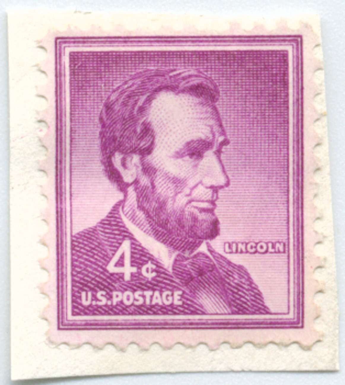 S36- 4 Cent Abraham Lincoln Stamp Scott #1036A