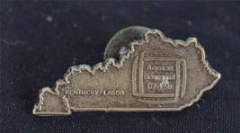 Vintage Kentucky Labor American Bicentennial 1976 Pin Pinback - $3.95