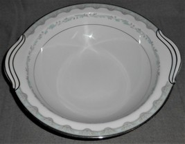 Noritake China MARGARET PATTERN Handled Serving or Vegetable Bowl MADE I... - $49.49