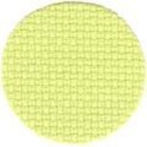 Tropical Green 16ct Aida 18x25 (1/4yd) cross stitch fabric Wichelt - $11.25