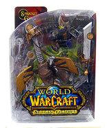 World of Warcraft 2: Gnome Warrior - Sprocket Gyrospring Action Figure B... - $57.99