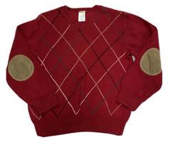 NWT Boys SONOMA Winter Sweater Skull Nordic Size Large 7 L
