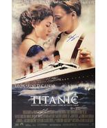 Titanic Signed Movie Poster - $180.00
