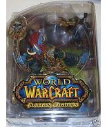 World of Warcraft 2: Troll Priest - Zabra Hexx Action Figure Brand NEW! - $59.99