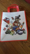 Official Nintendo Switch Super Mario Odyssey Gaming Nylon Tote Bag  - $11.99