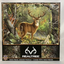 Masterpieces Realtree Backcountry Buck 1000 Piece Jigsaw Puzzle - $18.21