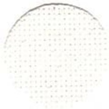 White 16ct Aida 12x18 (1/8yd) cross stitch fabric Wichelt - $4.75