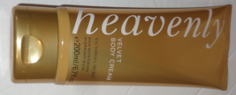 Victoria's secret heavenly velvet body cream 200ml/6.7fl oz - $15.99