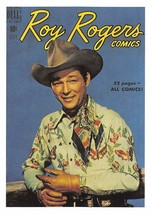 1992 Arrowpatch Roy Rogers Comics Trading Card #33 > Trigger > Happy Trail - $0.99