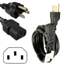 HQRP 10ft AC Power Cord for Mackie Loudspeakers / Studio Monitoring, Mai... - $8.45