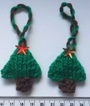 Christmas Tree Decorations mini Hand made Free UK P&P - $3.69