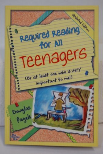 Blue Mountain Arts Required Reading Teenagers Author Dougles Pagels
