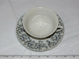 Royal Jackson Fine China Vogue Ceramic Industries Tea Cup and Saucer - $21.26