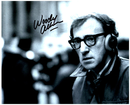 WOODY ALLEN  Authentic Original  SIGNED AUTOGRAPHED PHOTO W/COA 680 - $80.00