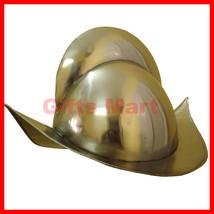 CONQUISTADOR HELMET Spanish Comb Morion Armor Costume KNIGHT, Medieval A... - $55.49