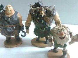 Three Disney Tangled Viking Action Figures - $21.99