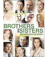 Brothers & Sisters - The Complete First Season (DVD, 2007, 6-Disc Set) - $2.96