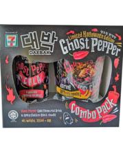 MAMEE DAEBAK Ghost Pepper Spicy Chicken 80g + Ghost Pepper Cola 325ml LI... - $49.80