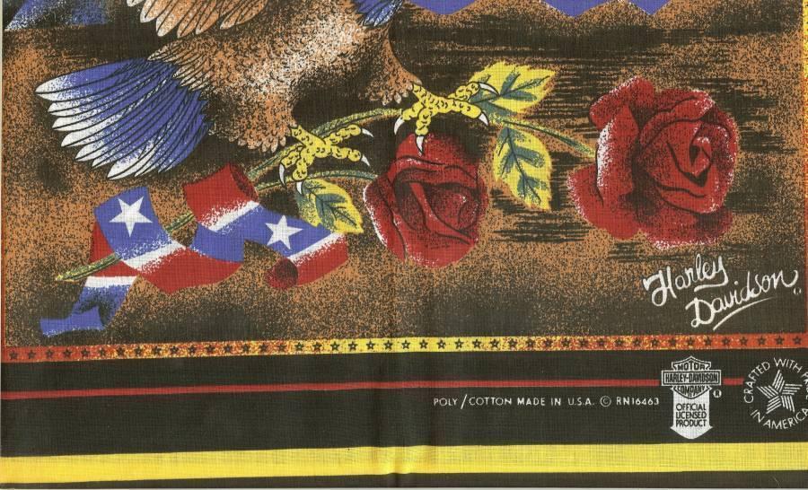 harley davidson bandana official made in usa