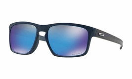 Oakley OO9269-15 Sliver sunglasses  Matte Black Prizm Sapphire Asian Fit - $89.09
