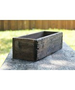 Succulent Planter Box Reclaimed Cedar Storage Wooden Box Rustic Flower F... - $33.97 CAD+