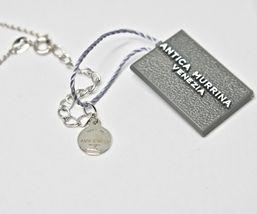Necklace Antica Murrina Venezia Silver 925 with Murano Glass image 5