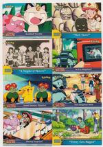 Set of 11 Topps Pokemon Orange Islands & Johto episode cards - $8.00