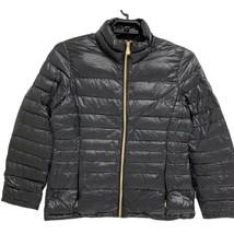 Women's Calvin Klein Premium Duck Down Packable Lightweight Black Jacket... - $35.64