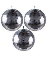 "3 x 8"" Mirror Balls - $42.20"