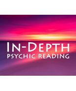 In-Depth Psychic Reading - Detailed Insight for Complicated Questions and Issues - $12.99