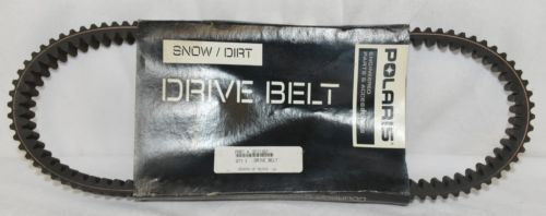 Polaris 3211162 Snow Dirt ATV OEM Drive Belt Double Sided V